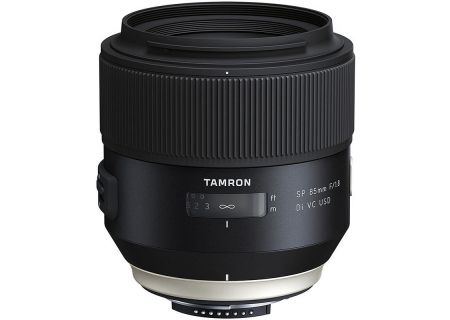 Tamron SP 85mm F/1.8 Di VC USD Lens For Canon EF - AFF016C-700