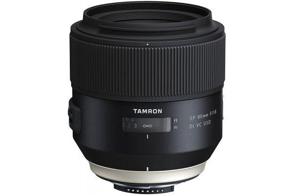 Tamron SP 85mm F/1.8 Di VC USD Lens For Nikon F - AFF016N-700