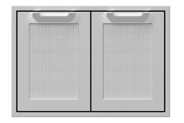 """Hestan 30"""" Stainless Steel Double Access Door  - AGAD30"""