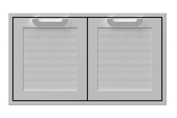 """Hestan 36"""" Stainless Steel Double Access Door  - AGAD36"""