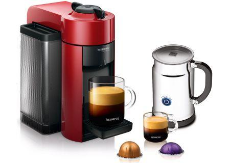 Nespresso - A+GCC1-US-RE-NE - Coffee Makers & Espresso Machines