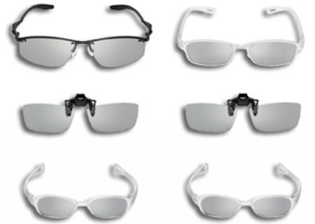 LG - AGF216 - 3D Accessories