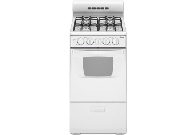 Amana - AGG222VDW - Gas Ranges