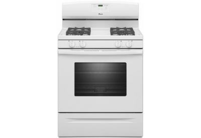 Amana - AGR5630BDW - Gas Ranges