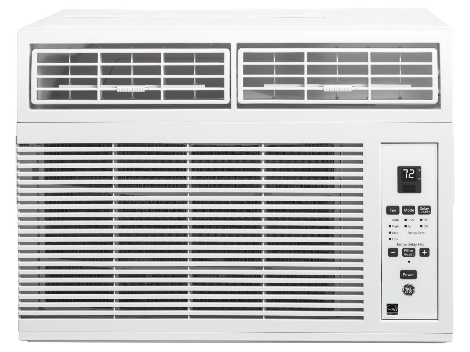 ge 5 500 btu 12 2 eer 115v window air conditioner ahm05lw