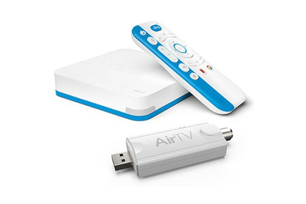 Large image of AirTV 4K Streaming Media Player With Adapter - 214205