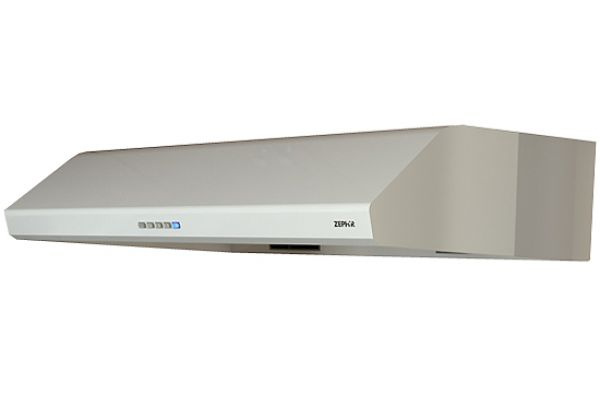 "Zephyr 30"" Essentials Collection Hurricane White Wall Hood - AK2500BW"