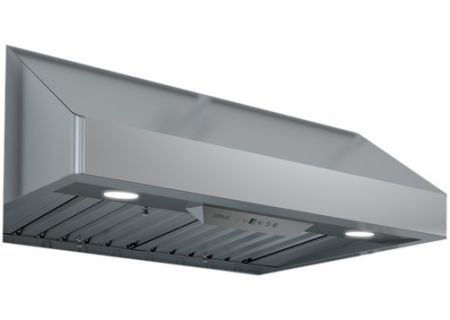 """Zephyr Tempest I Pro-Style 42"""" Under Cabinet Stainless Steel Range Wall Hood - AK7042BS"""