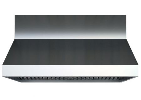 "Zephyr 48"" Cypress Stainless Steel Outdoor Wall Hood - AK7848BS"