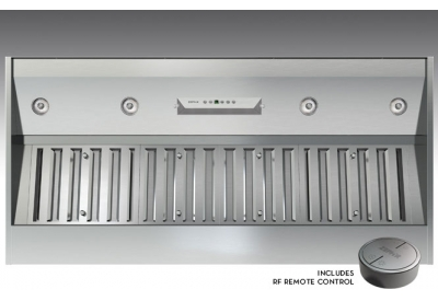 Zephyr - AK9352AS - Custom Hood Ventilation