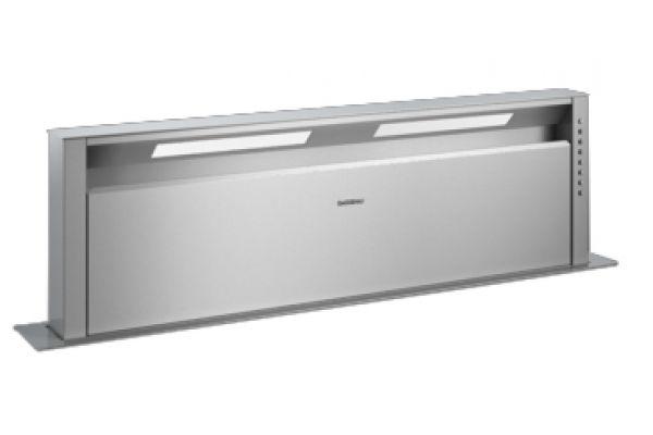 "Large image of Gaggenau Vario 400 Series 46"" Stainless Steel Downdraft Table Ventilation  - AL400721"