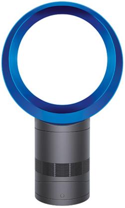 Dyson Am06 Iron Blue 10 Quot Desk Fan 300873 01 Abt