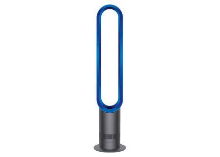 Dyson AM07 Bladeless Blue Tower Fan - 300905-01
