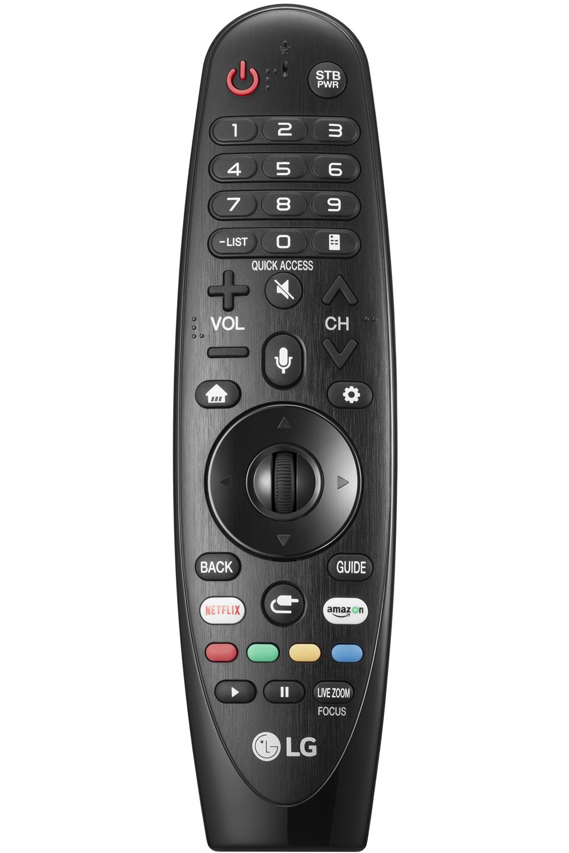Lg Magic Remote Control An Mr18ba