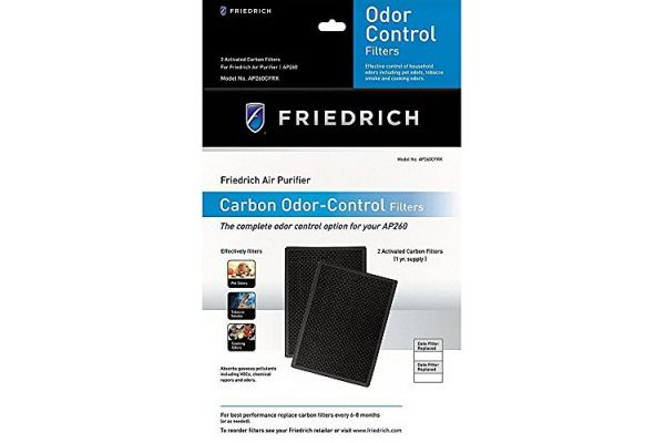 Large image of Friedrich Annual Carbon Filter Replacement Kit - AP260CFRK