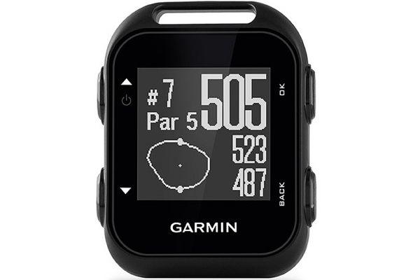 Large image of Garmin Approach G10 Black Clip-On Golf GPS Device - 010-01959-00