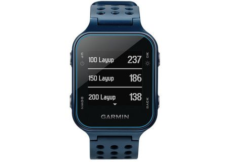 Garmin Approach S20 Midnight Teal GPS Golf Watch - 010-03723-03