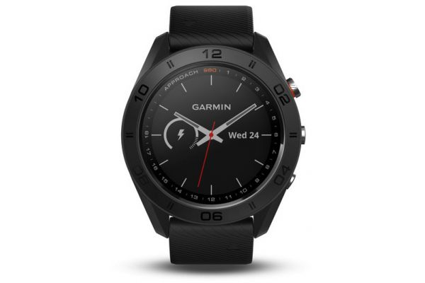 Garmin Approach S60 Black Golf Watch  - 010-01702-00