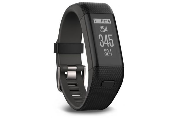 Large image of Garmin Approach X40 Black Golf And Fitness Tracker  - 010-01513-00