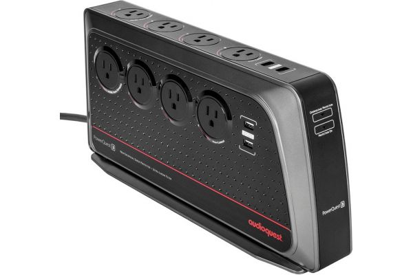 Large image of AudioQuest PowerQuest 3 Surge Protector - AQPOWERQUEST3