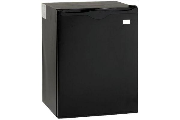 Large image of Avanti Black Compact All Refrigerator - AR2416B