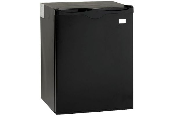 Large image of Avanti 2.2 Cu. Ft. Black All Refrigerator - AR2416B