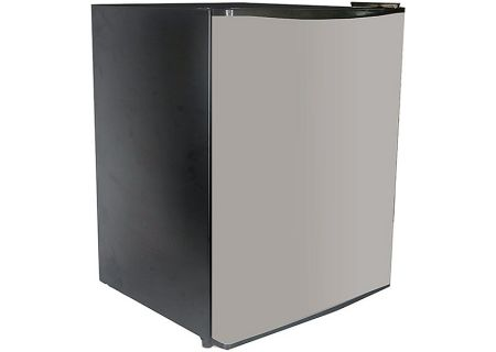 Avanti Stainless Steel Compact Refrigerator - AR24T3S