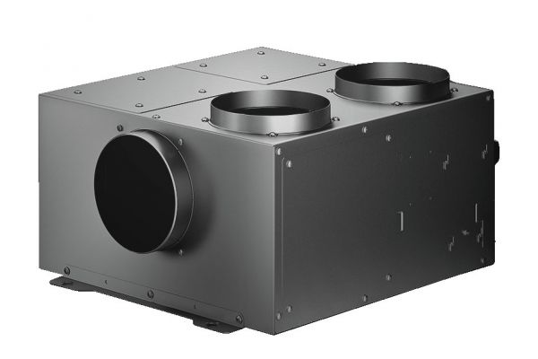 Large image of Gaggenau 400 Series Remote Fan Unit Inline Blower  - AR400742