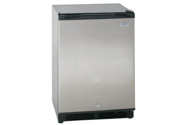 Large image of Avanti 5.2 Cu. Ft. Stainless Steel All Refrigerator - AR52T3SB