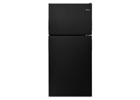 "Amana 30"" Black Top Freezer Refrigerator  - ART318FFDB"