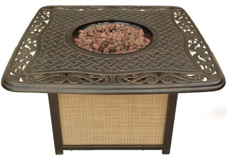 Cambridge Artisan Cast Top Cas Fire Pit - ARTISAN1PCFP
