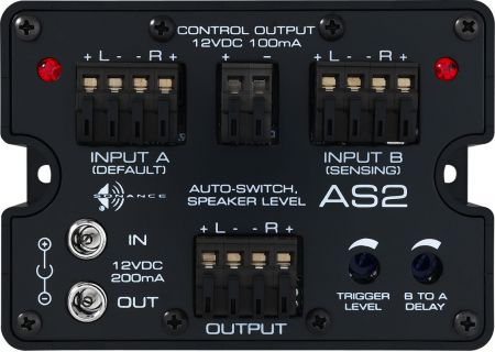 Sonance - AS2 - Speaker Selectors