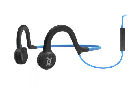 AfterShokz Sportz Titanium Ocean Blue Headphones - AS451OB