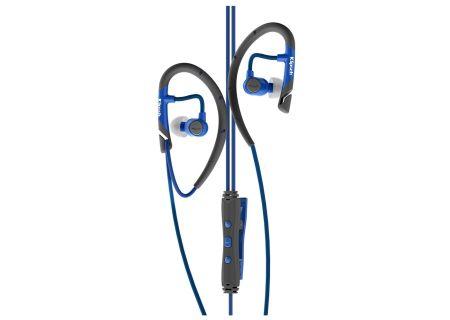 Klipsch - AS-5I BLUE - Earbuds & In-Ear Headphones