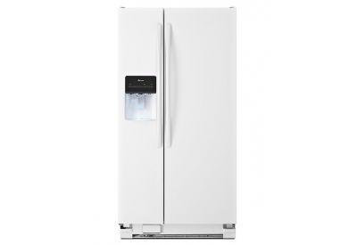 Amana - ASD2275BRW - Side-by-Side Refrigerators