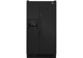 Amana - ASD2522WRB - Side-by-Side Refrigerators
