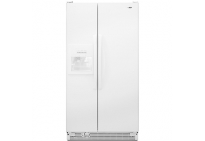 Amana - ASD2522WRW - Side-by-Side Refrigerators