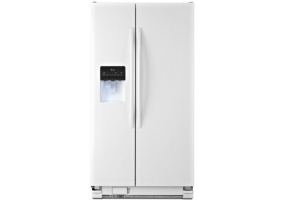 Amana - ASD2575BRW - Side-by-Side Refrigerators