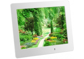 Aluratek - ASDPF08LED - Digital Photo Frames
