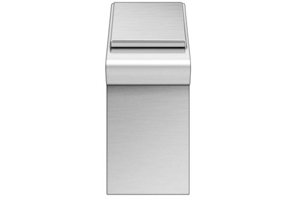 """Large image of DCS 6"""" Stainless Steel Accessory Storage Unit For Series 7 48"""" Grill - ASH6-48"""