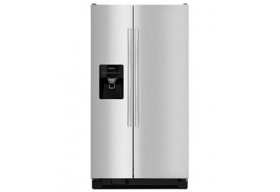 Amana Stainless Side By Side Refrigerator Asi2575frs