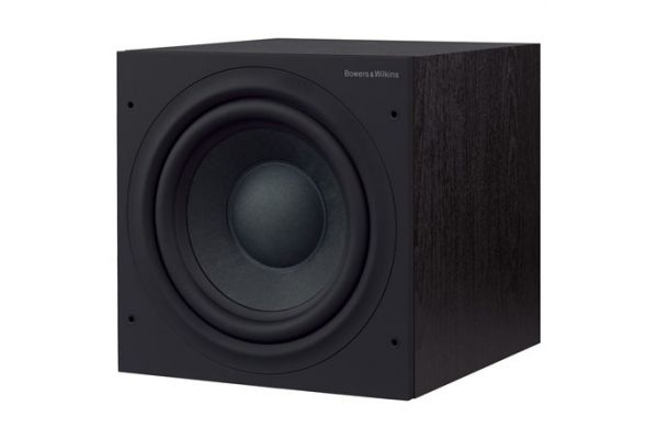 """Large image of Bowers & Wilkins 600 Series 10"""" Black Subwoofer - ASW610XPSB"""