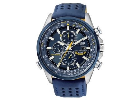 Citizen Blue Angels Chrono Blue Mens Watch - AT8020-03L