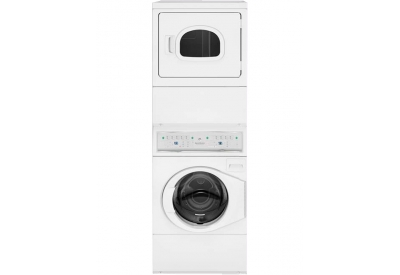 Speed Queen - ATGE9AGP113 - Stacked Washer Dryer Units