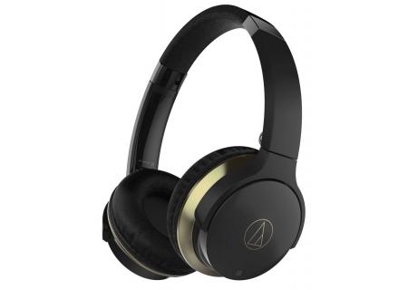 Audio-Technica - ATHAR3BTBK - On-Ear Headphones