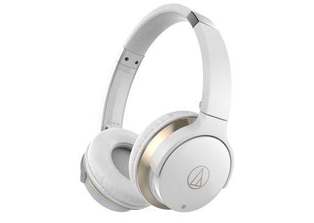 Audio-Technica - ATHAR3BTWH - On-Ear Headphones