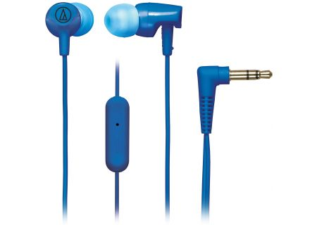 Audio-Technica - ATH-CLR100ISBL - Earbuds & In-Ear Headphones