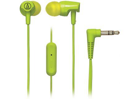 Audio-Technica - ATH-CLR100ISLG - Earbuds & In-Ear Headphones