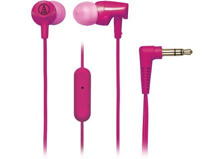Audio-Technica - ATH-CLR100ISPK - Earbuds & In-Ear Headphones