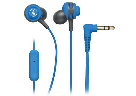 Audio-Technica - ATH-COR150ISBL - Earbuds & In-Ear Headphones